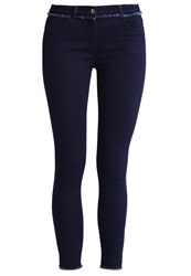 Patrizia Pepe Jeans Skinny Fit Basic Blue Denim