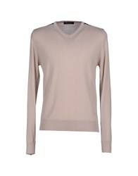 Aquascutum London Aquascutum Knitwear Jumpers Men Beige