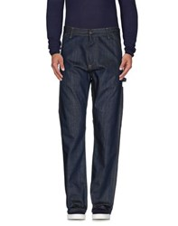 Carhartt Denim Denim Trousers Men