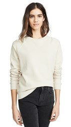 Stateside French Terry Sweatshirt Sand