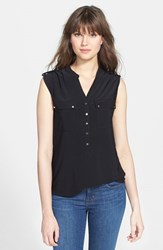 Women's Wallis Sleeveless Utility Shirt