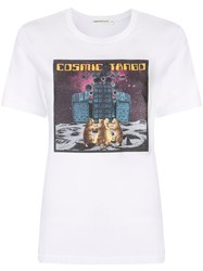 Undercover Graphic Print T Shirt White
