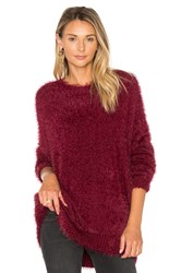 One Teaspoon Sugarloaf Sweater Burgundy