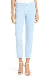 Milly Women's Stretch Crepe Cigarette Pant