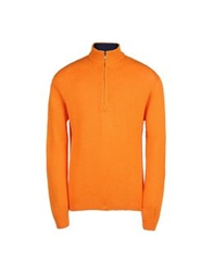 Edward Spiers Turtlenecks Orange