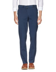 Versace Collection Casual Pants Blue