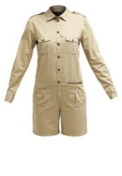 Marc O'polo Jumpsuit Coriander Seed Light Brown