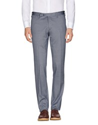 Fradi Trousers Casual Trousers Blue