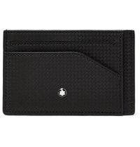 Montblanc Extreme 2.0 Textured Leather Cardholder Black