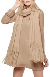 Free People Women's 'Kolby' Brushed Scarf
