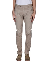 Galliano Casual Pants Beige