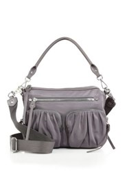 M Z Wallace Bedford Bailey Crossbody Dark Grey