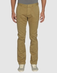 Mgnerd Casual Pants Khaki