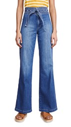 Joe's Jeans The High Rise Flare Penny