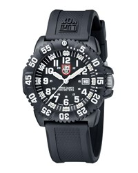 Luminox 44Mm Navy Seal 3050 Series Colormark Watch
