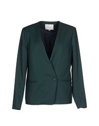 Selected Femme Blazers Green