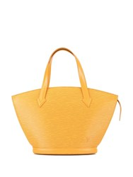 Louis Vuitton Vintage Saint Jacques Hand Tote Bag Yellow