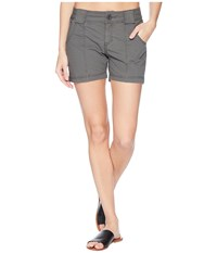 Outdoor Research Wadi Rum Shorts Charcoal Gray