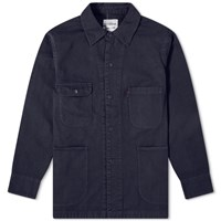 Gramicci Coverall Chore Jacket Blue
