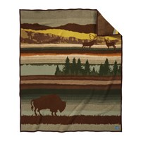 Pendleton Buffalo Wilderness Blanket