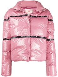 Champion Shiny Puffer Jacket 60