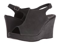 Cordani Wellesley Vintage Black Women's Wedge Shoes