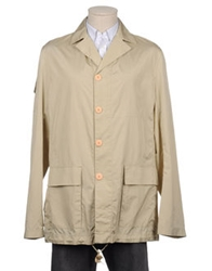Billtornade Full Length Jackets Beige