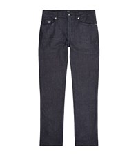 Boss Maine Regular Fit Jeans Male Navy
