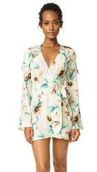 Stone_Cold_Fox Giselle Dress Ivory Cosmo Print