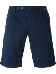 Pt01 Chino Shorts Blue