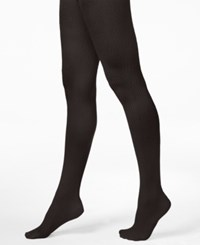 Hue Diamond Texture Tights Espresso