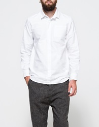 Camo P. Fondo Classic Shirt Oxford White