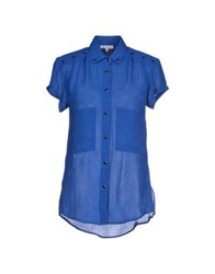 Surface To Air Shirts Blue