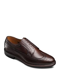 Allen Edmonds Macneil Wingtip Oxfords Brown Grain