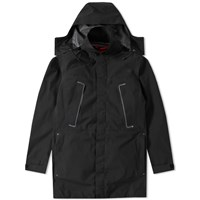 The North Face Red Label Mountain Baldir Triclimate Jacket Black
