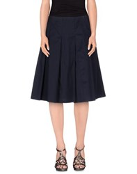 Laura Urbinati Skirts 3 4 Length Skirts Women