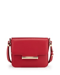 Jason Wu Diane Small Flap Crossbody Bag Red
