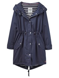 Joules Right As Rain Swithin Waterproof Parka Navy