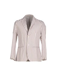 Liberty Rose Suits And Jackets Blazers Men Ivory