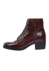 Pier One Ankle Boots Cognac Brown