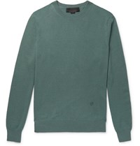 Stella Mccartney Cashmere And Wool Blend Sweater Green