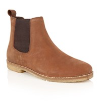 Frank Wright Stenson Mens Boots Tan