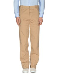 Laurence Dolige Trousers Casual Trousers Men Beige