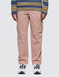 Acne Studios Pat New Garment Dyed Trousers Pink