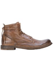 Officine Creative Ideal Ankle Boots Brown