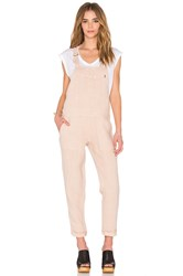 Obey Antwerp Overall Blush