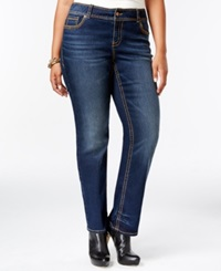 American Rag Plus Size Slim Bootcut Jeans Betsy Wash Only At Macy's