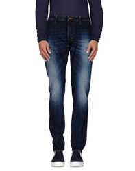 People Denim Denim Trousers Men