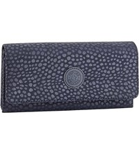 Kipling Brownie Large Nylon Wallet Dot Dot Dot Emb