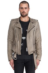 The End Classic Moto Taupe